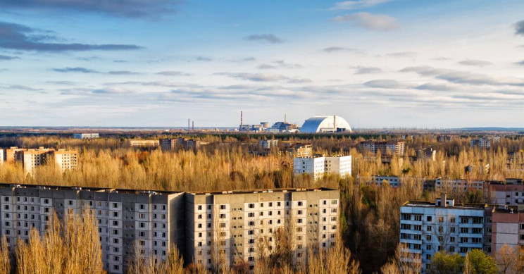 Kiev Air Is Now the Most Polluted in the World Due to Recent Chernobyl Fires