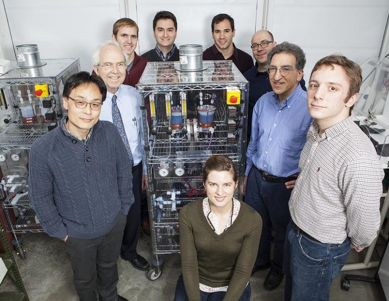 Organic Mega Flow Battery: A Breakthrough for Renewable Energy
