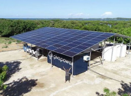 Solar-Powered Plant in Kenya Gives Drinking Water to 35,000 People a Day
