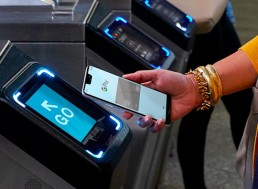 NYC City Metro Rolls Out Tap And Pay Tickets