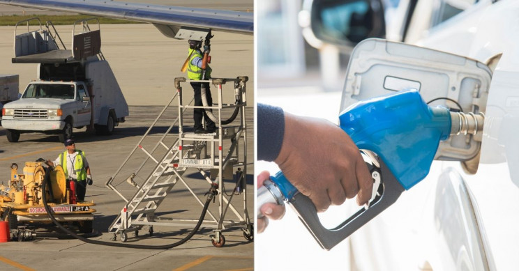 What's the Difference Between Jet Fuel and Gasoline?