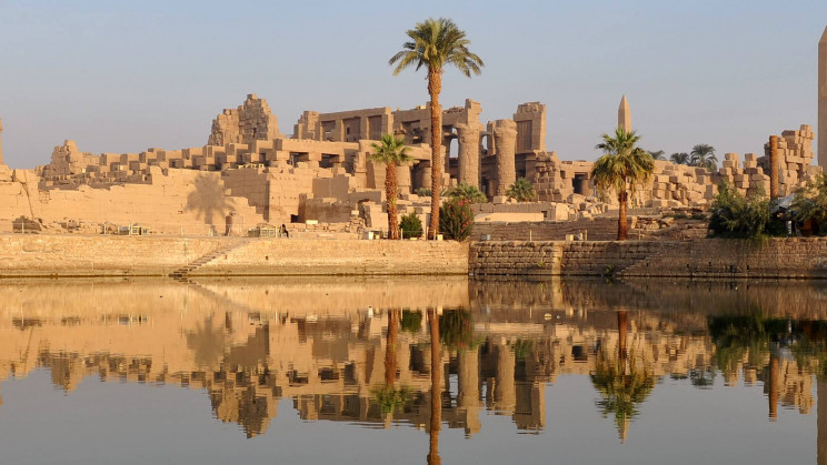 A Smart City in the Desert? Egypt Is Building a New Capital