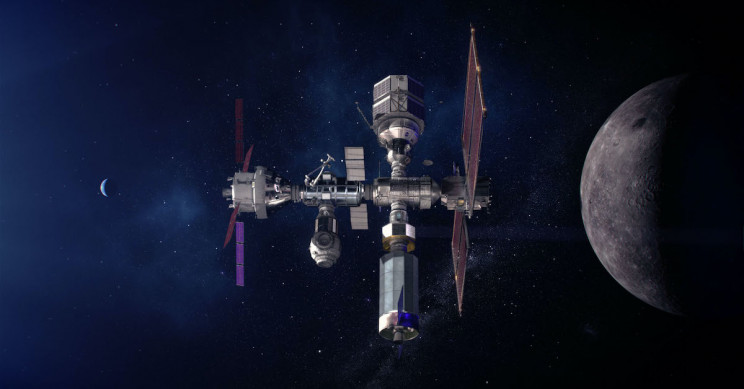 The Lunar Gateway is NASA's Stepping Stone to Lunar Habitation