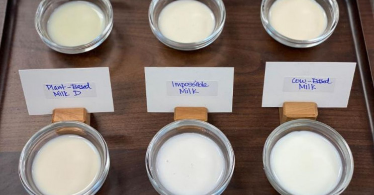 Impossible Foods' New 'Milk' Will Make You Question Your Palate
