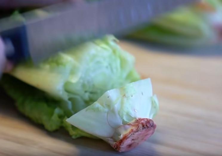 Lettuce end