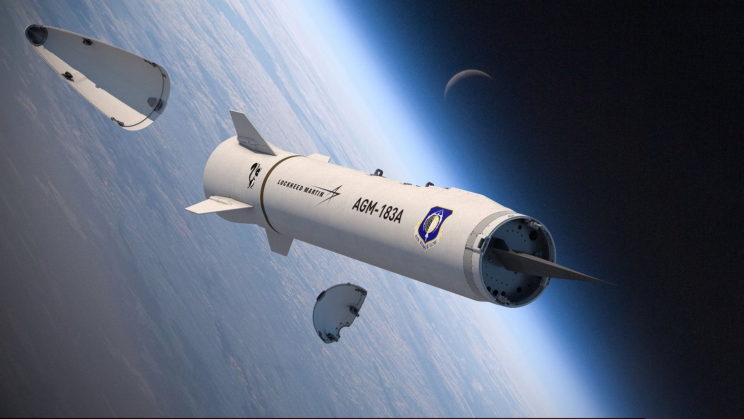 Warhead Set Off for the First Time for Air Force's First Hypersonic Missile
