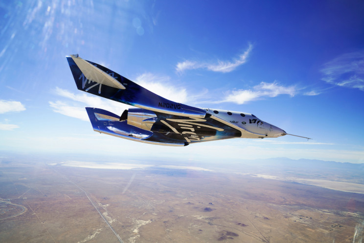 How Richard Branson Became The First Space Billionaire: The Virgin Galactic Story