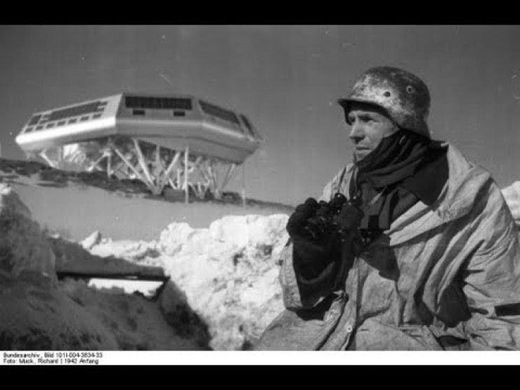antarctica myths nazi base