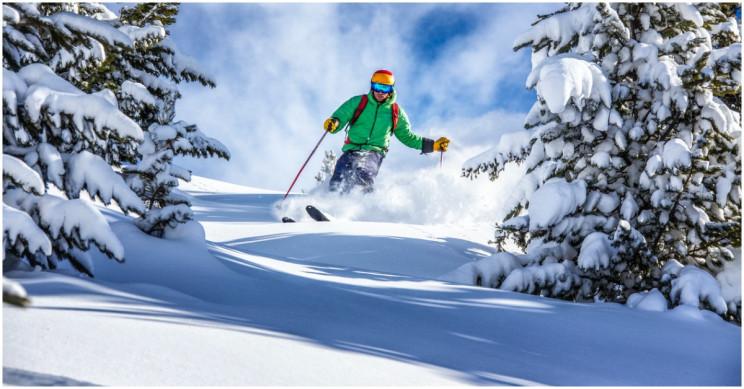 Snow Mass Estimates and The Future of Ski Resorts