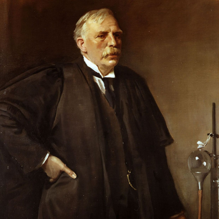facts about Ernest Rutherford pic