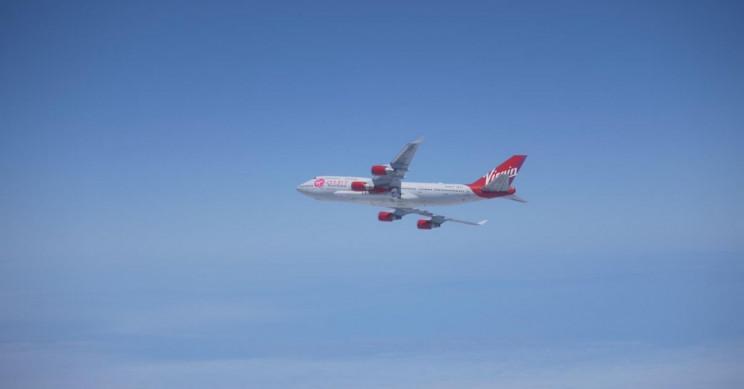 Virgin Orbit's First Test Launch Falls Short of Orbit