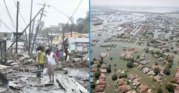 5 Natural Disasters That Have Affected the Economy with Billions of Dollars
