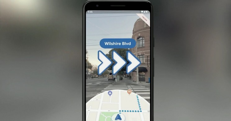 Google I/O Shows Off New Pixel 3a, Maps AR, and More