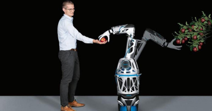 Upgraded Bionic Hand Could Take over Factory Jobs