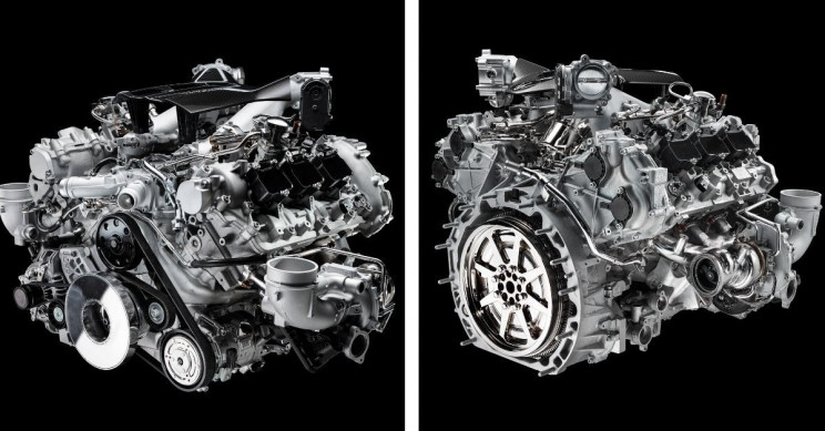 Maserati Unveils New Engine Adapted From Formula 1 for MC20 Supercar