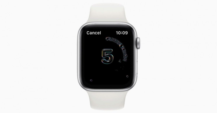 Apple Debuts New Automatic Handwash Detection for watchOS 7