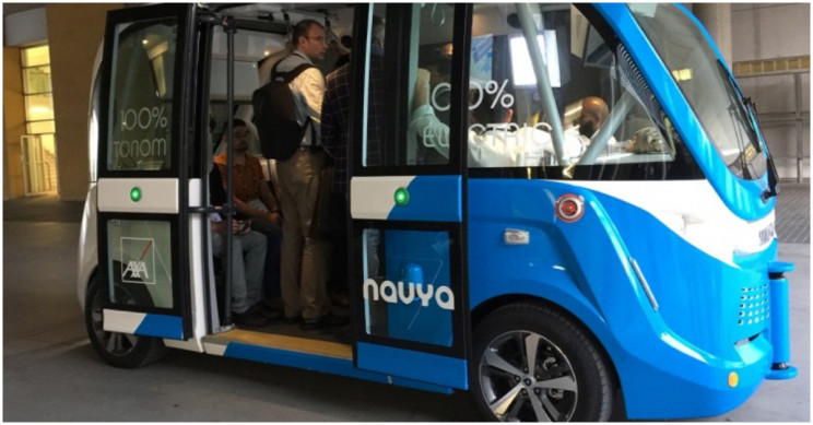 Self-Driving Vehicles for Urban Mobility Deployed in European Smart Cities