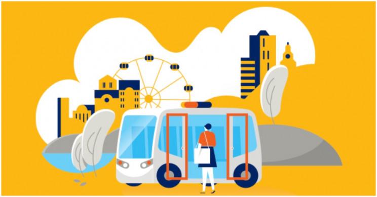 EU project Fabulos autonomous bus