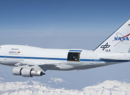 NASA's Flying Observatory SOFIA Set for First Research Flight over Europe