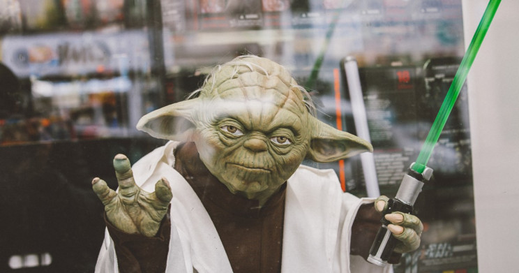 The Word 'Jedi' Is Now Officially Recognized by the Oxford English Dictionary