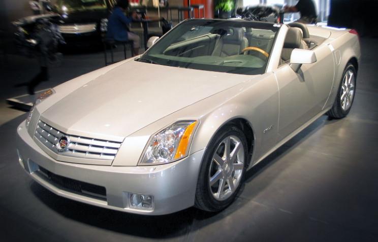 Cadillac XLR/XLR-V