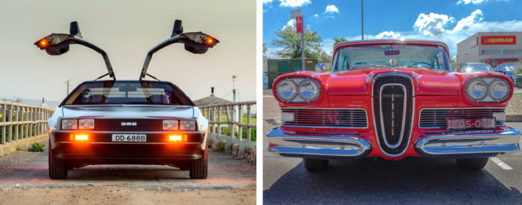 A List of the World's Most Epic Car Fails