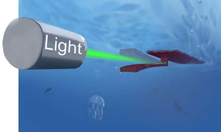 oscibot hydrogel robot
