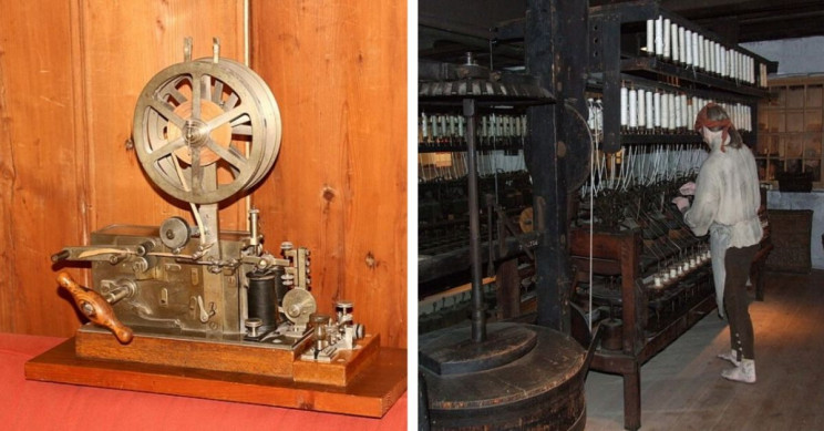 27+ Industrial Revolution Inventions that Changed the World