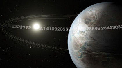 Exoplanet Orbits Star 3.14 Times Faster Than Earth, Has Perfect Temperature to Bake a Pie
