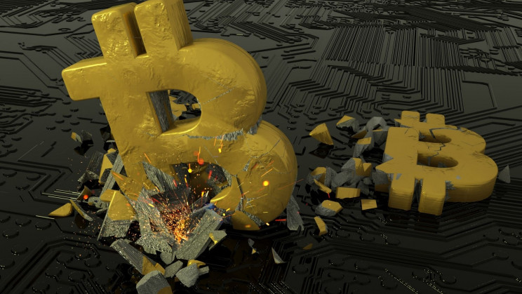Bitcoin Crashes After El Salvador Makes it Official Currency