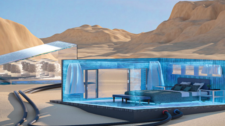 No Electricity? A New Cooling System Uses Sunlight and Saltwater