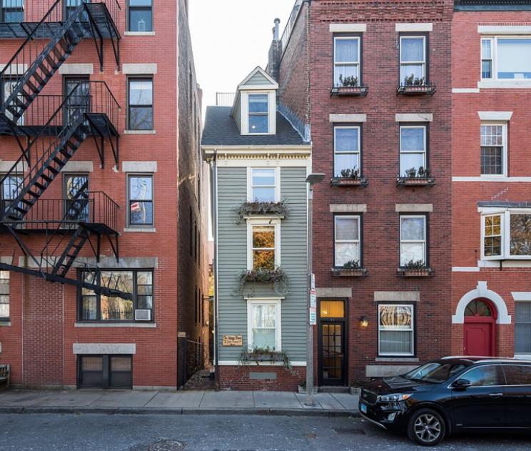 Boston Spite House