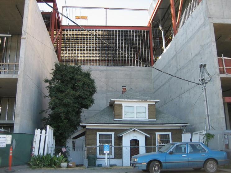 Macefield Spite House
