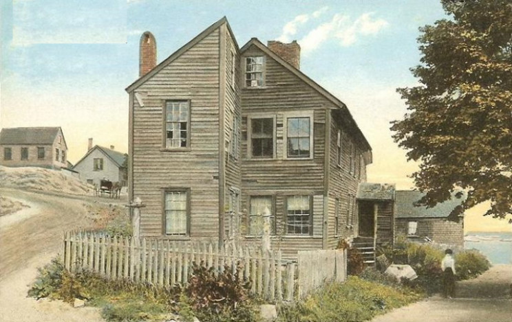 The Old Spite House