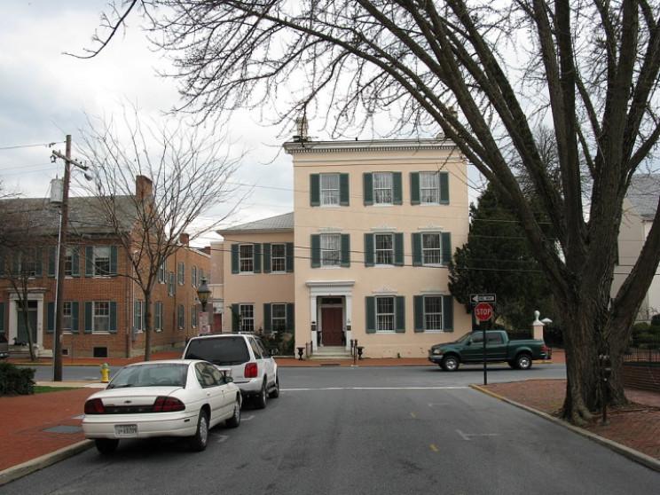 Tyler Spite House