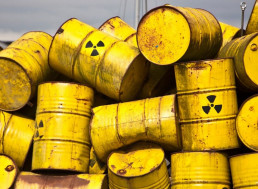 Near-Infinite-Lasting Power Sources Could Derive from Nuclear Waste
