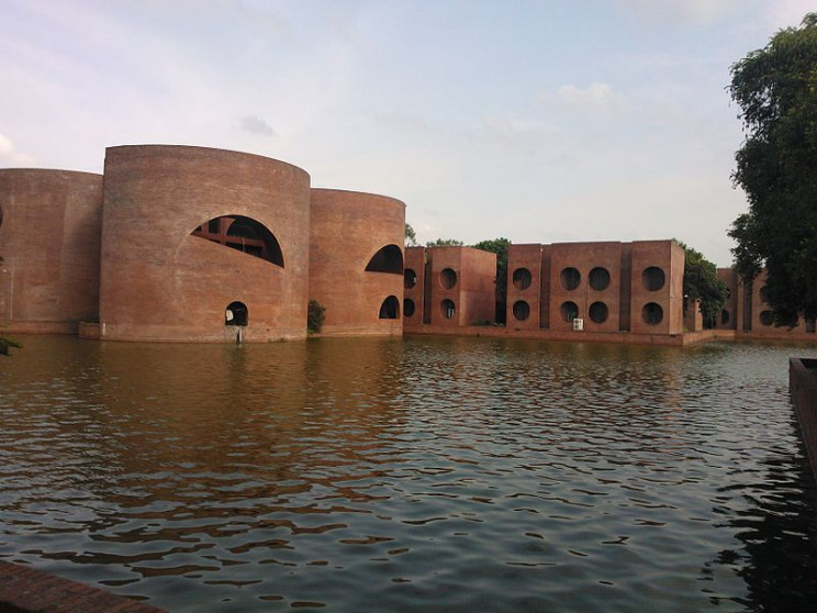 5 Interesting Facts About Louis Kahn's National Assembly of Bangladesh