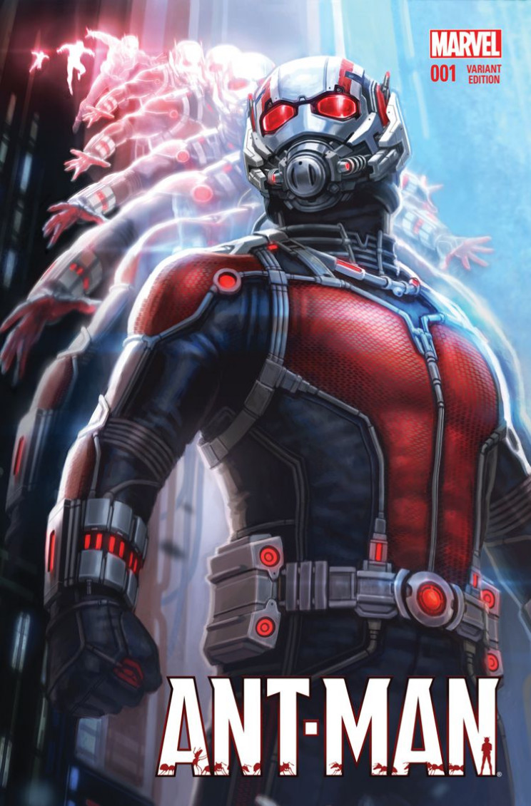 marvel engineers ant man