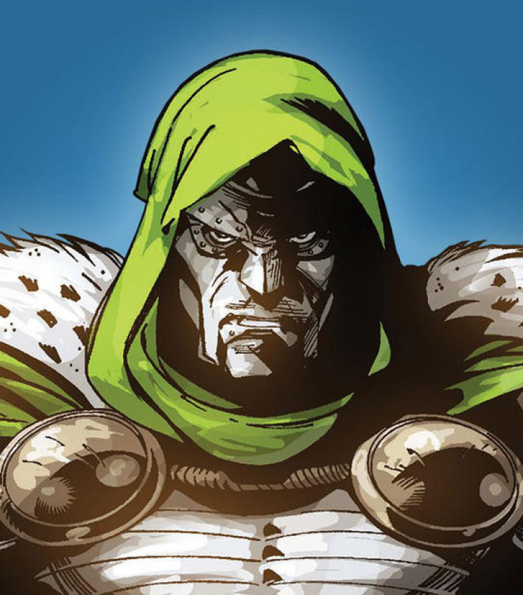 marvel engineers dr doom