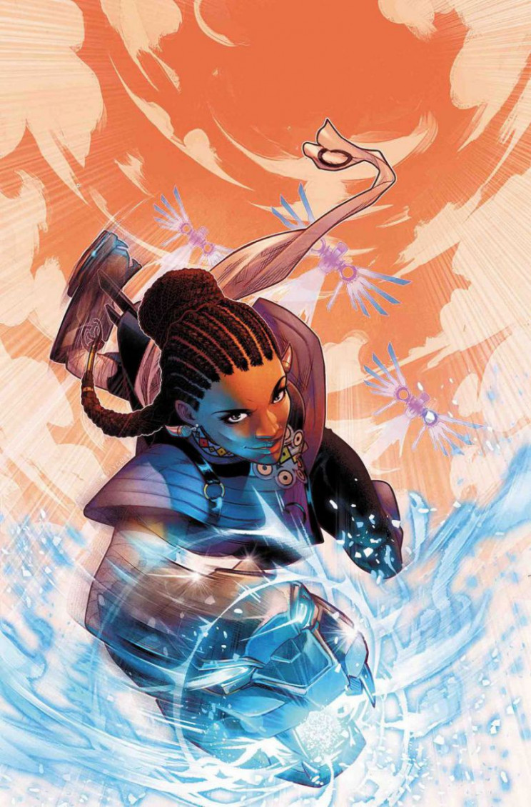 marvel engineer shuri