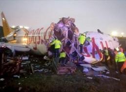 Istanbul Plane Crash: Skids Off Runway, Splits Into Three