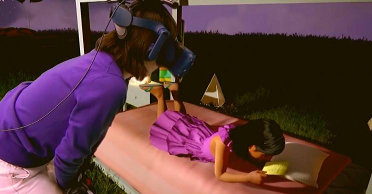 VR Reunites Mother with Deceased Daughter