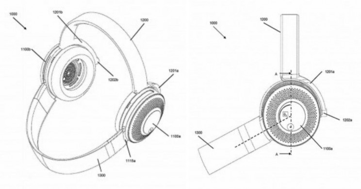 Dyson Patent Implies the Company Will Be Creating Air-Purifying Headphones
