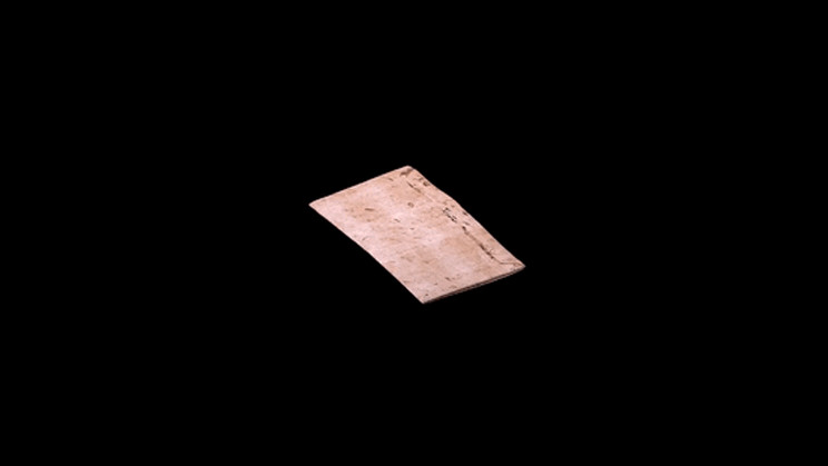 New Technology Reads 'Locked' Letter Sealed 300 Years Ago