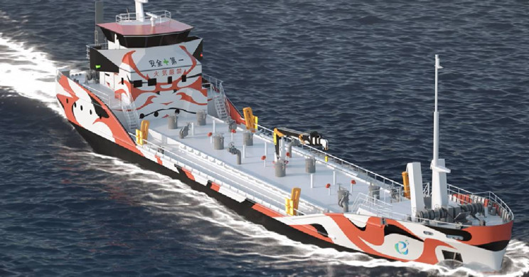 The First Zero-Emission Tanker Project Is Coming to Japan