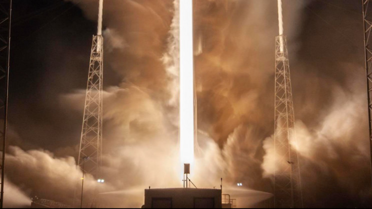 SpaceX Launches Another 60 Starlink Satellites To Orbit