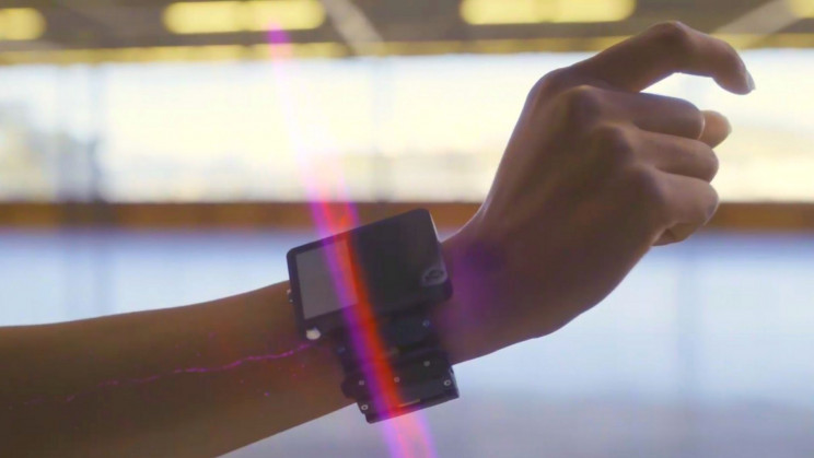 Facebook's New Wristband Lets You Control Computers With Your Mind