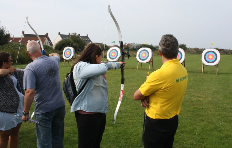 archery is very sfafe