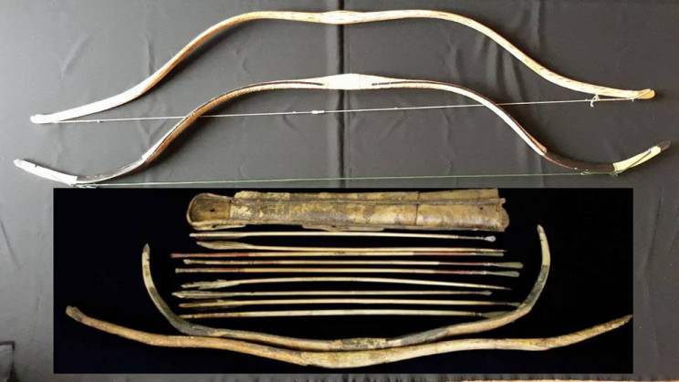 deadly bows tatar