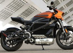 Harley-Davidson Will Offer Free Charging for Its LiveWire Electric Motorcycle